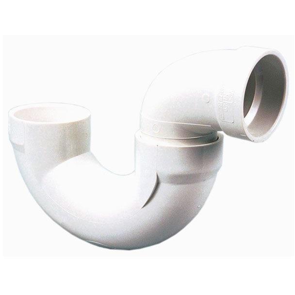"""PVC-DWV 4885 P-TRAP 2"""" (PVC 706X)"""