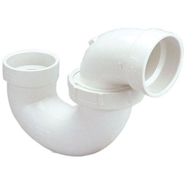 """PVC-DWV 4895 P-TRAP/UNI 1-1/2"""" (PVC 708-P)"""