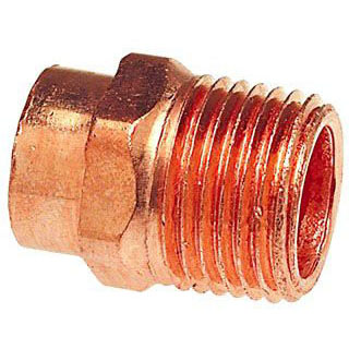 "#604 SWT MALE ADAPTER 3/8""X 1/2"" (450-776)"