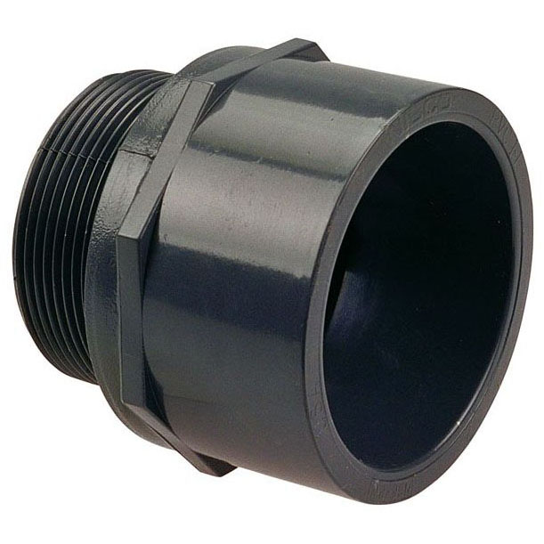 S80 PVC MALE ADAPTER 2