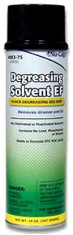 //WSL// NU-CALGON 4083-75 DEGREASING SOLVENT 17oz AEROSOL MC57487