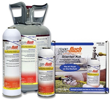 NU-CALGON 4300-08 Rx11 FLUSH, 1# CANISTER, GUN, HOSE AND VALVE (START-UP PACK) MC286760