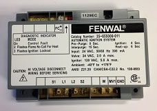 NTI 82058 IGN MODULE, FENWAL 2465H-006-11 MC61435