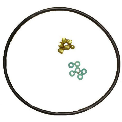 NTI 82673 TRINITY BOILER CLEANING KIT REPLACES (82721-2)INCLUDES: 82342 - BURNER DOOR 0-RING 82292-1 - WASHER GASKET, GREEN (6) 82555 - M6 BRASS NUTS, ACORN (6) 11801 - 3/16 FLAT WASHERS, ZINC (6) MC223913