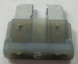 NTI 83517 2A FUSE (LX SERIES ALL MODELS)