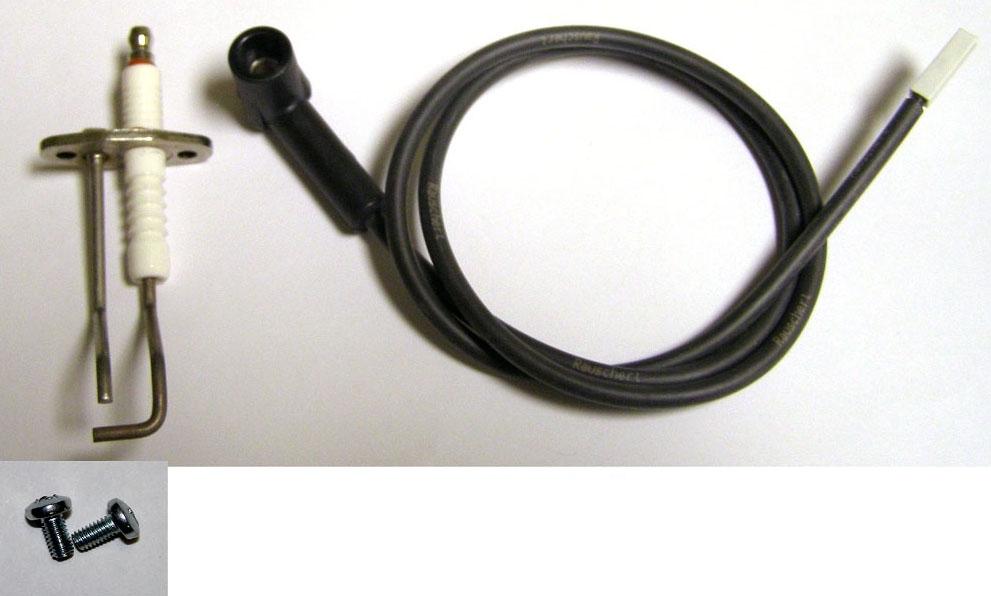 NTI 84738-1 IGNITION ELECTRODE W/GASKET (ALL TX MODELS) MC328058