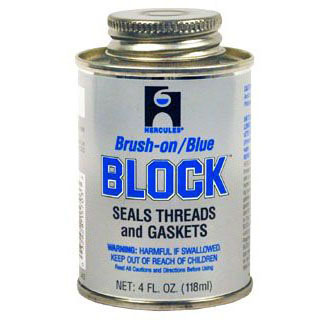 //WSL// HERCULES 15-716 BLUE BLOCK SEALANT QT (SDS #391 NOT REQUIRED DOT)