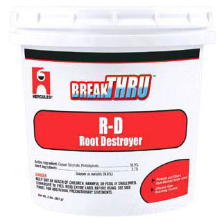 HERCULES 20-602 ROOT DESTROYER 2 LB