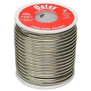 1# LEAD FREE SOLDER (23001 OR WS15037) (SDS #101 NOT REQUIRED DOT)