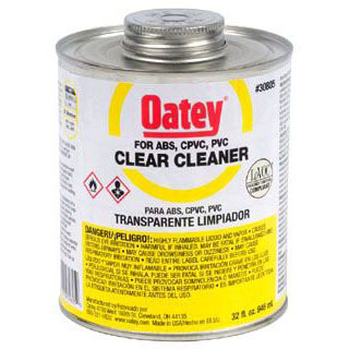 OATEY 30805 32oz ALL PURPOSE CLEANER CLEAR MC7924