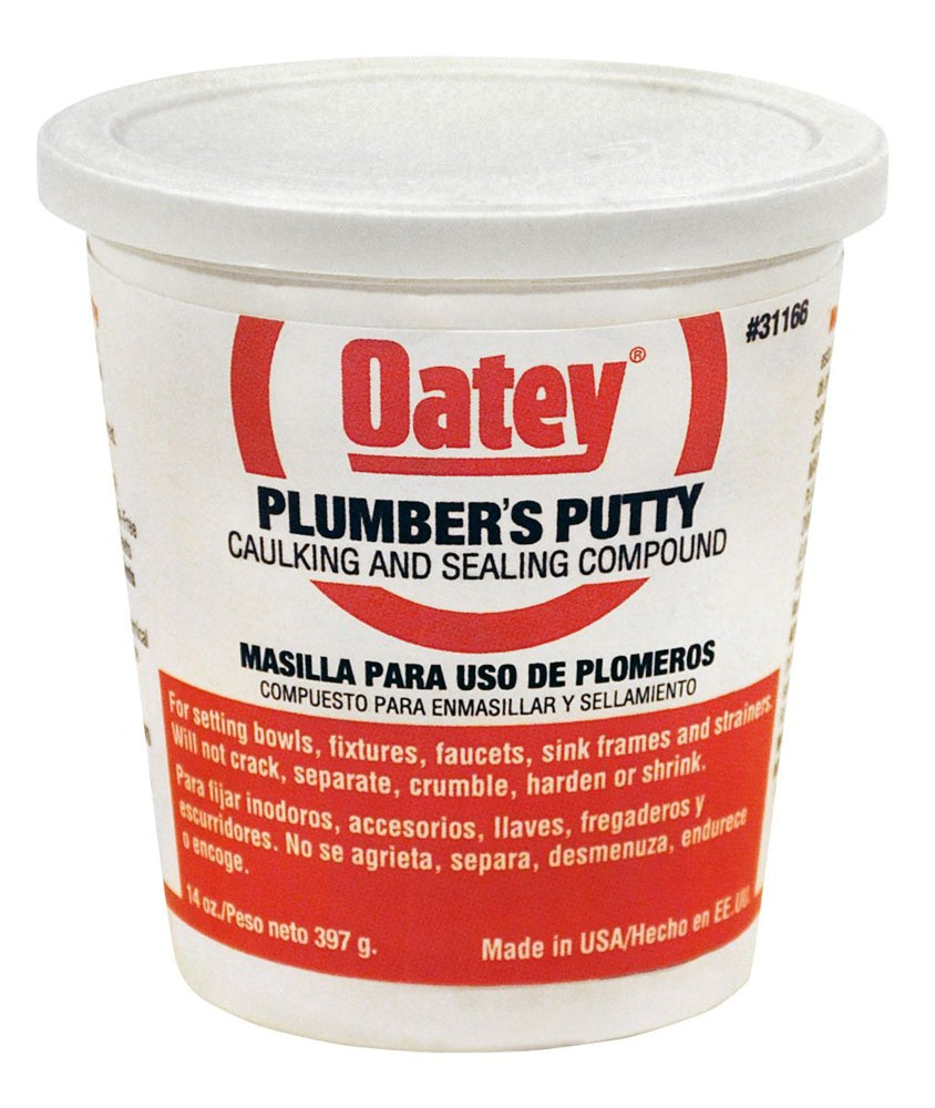 OATEY 31166 14oz PUTTY MC2826