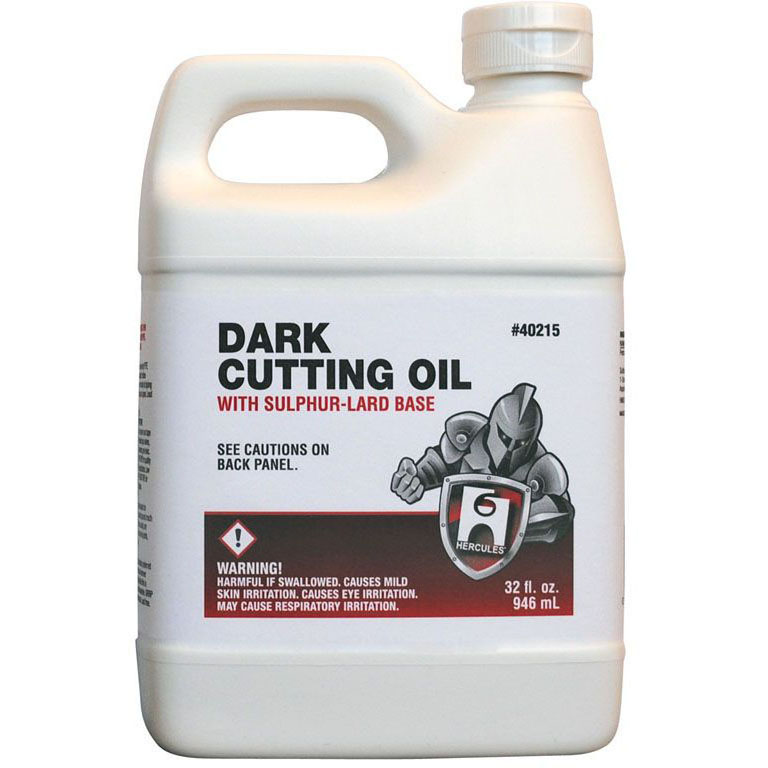 HERCULES 40-215 DARK CUTTING OIL 1 QT MC7914