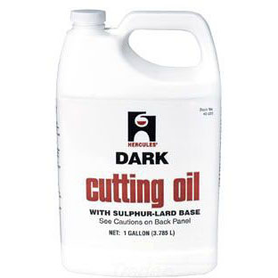 HERCULES 40-220 DARK CUTTING OIL 1 GAL MC2831