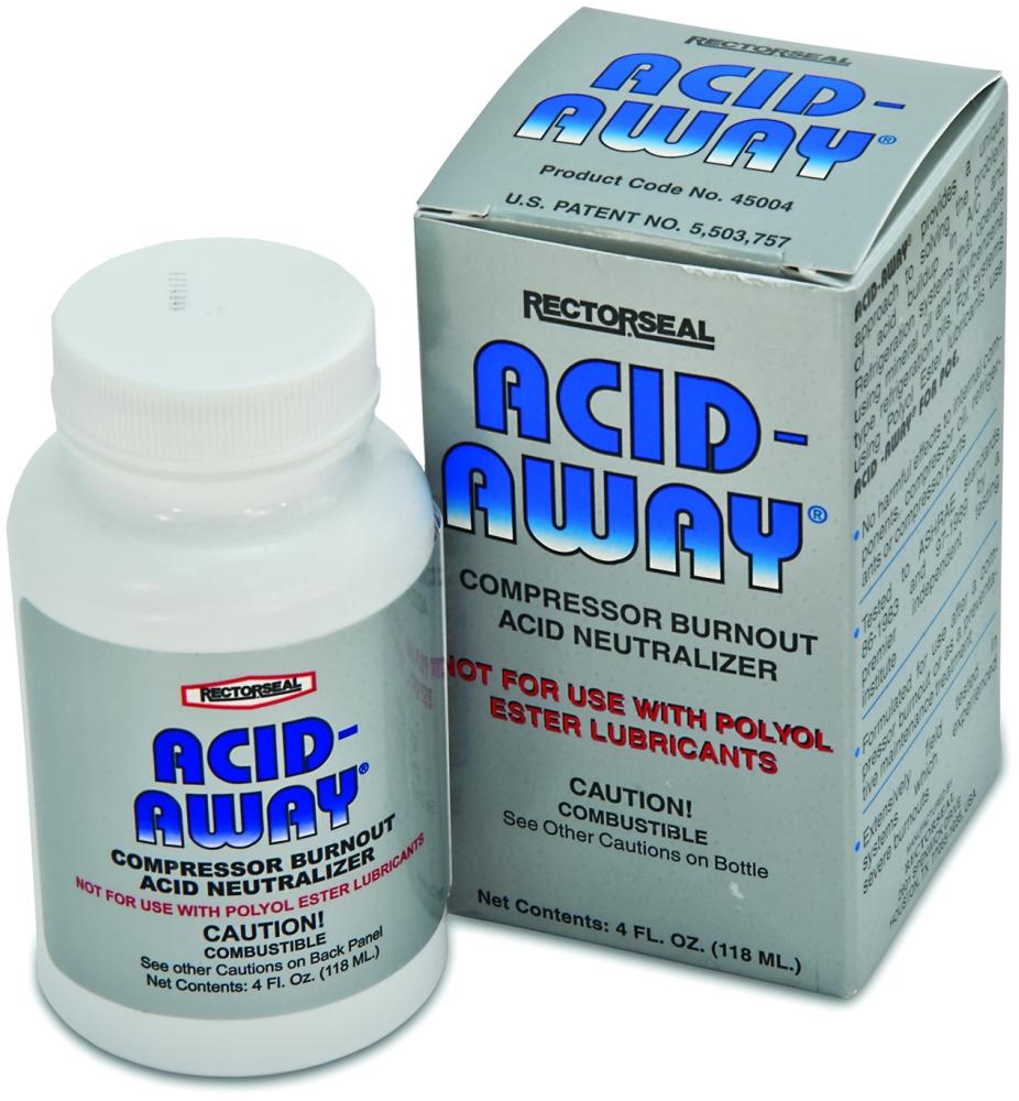 RECTORSEAL 45004 ACID-AWAY 4 OZ. MC6774