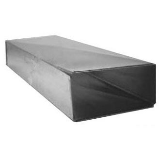 "SEALTITE 60"" E LOCK DUCT 24"" X 8"" (2 PCS PER SECTION) (24X8-7)   **ADD (2) 8"" DRIVE CLEATS**   **ADD (2) S-LOCK** (4I006024080700) (ED60248)"