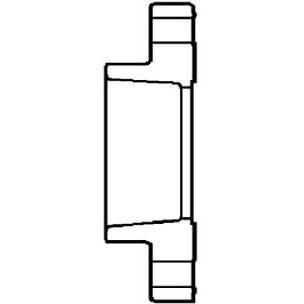 S80 PVC FLANGE S 4