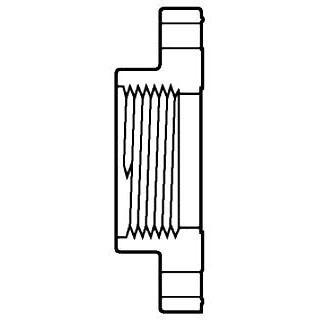 S80 PVC FLANGE T 1
