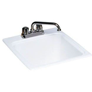 SWAN DIT-S DROP IN LAUNDRY TUB SMALL WHITE 17-1/4X20 (WHEN OUT NO LONGER AVAILBLE)