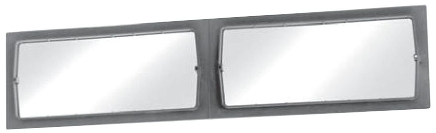 THERM-O-FRAME 14631 RA FRAME-WINDOWED 30X6(1) OR 14X6(2) (50PCS/BOX) ***SOLD PER EACH*** MC228458