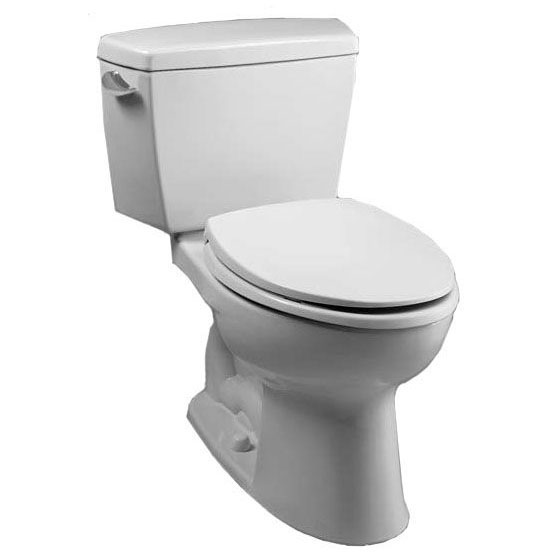 //WSL// TOTO ST743S-01 COTTON DRAKE TOILET TANK (1.6GPF) G-MAX ###################### OLD STYLE - ONLY THE C744E BOWLS WILL WORK ##################### MC41722