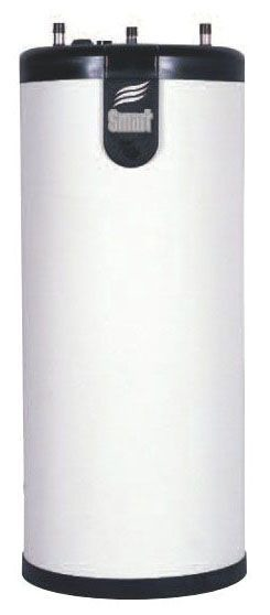TRIANGLE TUBE SMART 40 STAINLESS STEEL INDIRECT FIRED WATER HEATER, 36 GAL