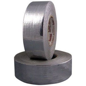 NASHUA 365 2X60YD PROFESSIONAL GRADE DUCT TAPE, 11MIL, METALLIC (1502) MC1319