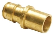 WIRSBO LF4505050 PROPEX BRASS FITTING ADAPTER 1/2
