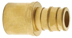 WIRSBO LF4517575 PROPEX BRASS ADAPTER 3/4