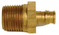 WIRSBO LF4521010 PROPEX BRASS MALE ADAPTER, 1