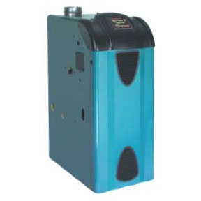 BURNHAM 308BNI-G CAST IRON BOILER, GRUNDFOS CIRCULATOR, EI 245,000 BTU INPUT 84% AFUE (REPLACES THE 308ANI-G)