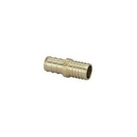 "PEX 3/4"" PB X 3/4"" PEX TRANSITION COUPLING (PEX TO POLYBUTYLENE) (46641)"