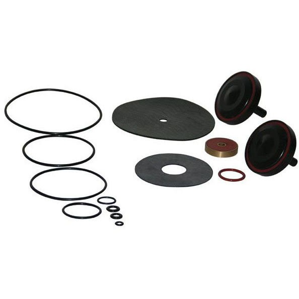 WATTS RK 009M1-RT 1 1/4-2 COMPLETE RUBBER PARTS KIT FOR 009M1 (0887280) MC32507