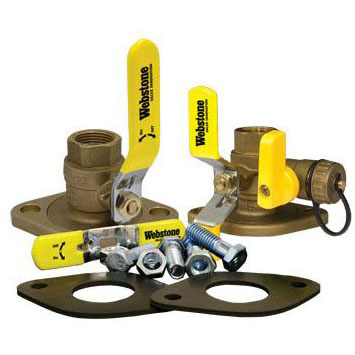 WEBSTONE 41415KIT 1-1/4
