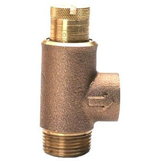 "WILKINS (LFC) 12-P1500XL 1/2"" RELIEF VALVE *** LEAD FREE COMPLIANT ***"