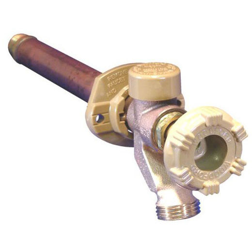 WOODFORD 17PX-MH 10 WALL HYDRANT PEX (METAL HANDLE)