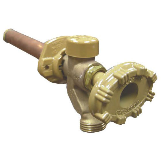 WOODFORD 19CP-10-MH WALL FAUCET W/ PRESSURE RELIEF VALVE
