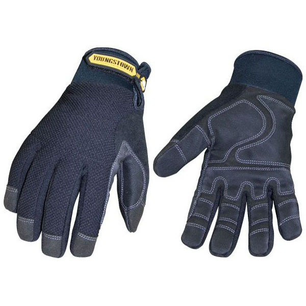 WATERPROOF WINTER PLUS GLOVES LARGE