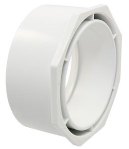 "Fig K015300 2"" X 1-1/2"" Spigot Hub 2000Psi Pvc Flush/Concentric Bushing"