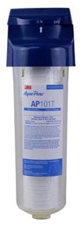 "Aqua-Pure 55300-02 4-9/16"" X 14-3/16"" 8Gpm Particulate/Rust Water Filtration System"