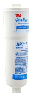 "Aqua-Pure 5551312 2-5/16"" X 8-1/4"" 0.5Gpm High Adsorption Activated Carbon Sediment In-Line Water Filtration System"