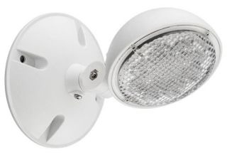 CORS EMERGENCY LIGHT REMOTE HEAD WEATHERPROOF LED SEALED BEAM GRAY QTY 1/20