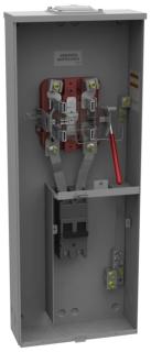 MILB U3791N-RXL-100-5T9-AMS 100A MTR/BRKR RES/COM (OVERHEAD ONLY)