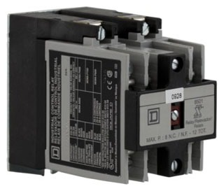 SQD 8501XO40V02 RELAY 120V
