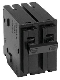 SQD HOM250 2P 50A 120/240V PLUG-ON CIRCUIT BREAKER