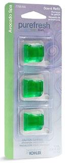 Kohler K-7766-NA Scent Pack (Avocado Spa)