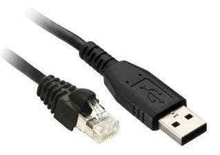 SQD TCSMCNAM3M002P USB TO RS485 CORDSET (RJ45 PLUG)