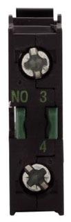 M22-KC10 1 NO BASE MOUNTED CONTACT BLOCK QTY 1