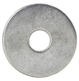 Fender Washer, 3/8 X 1 1/4 Inch, Stainless Steel