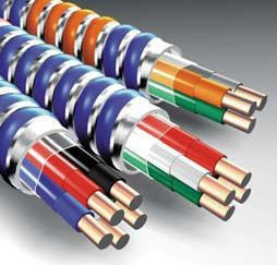 AFC 1704 12/2 SOL W/G STEEL MC CBL 250FT 55171601 TOP 500 ITEM