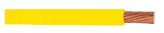 COPW THNX124R 12 THHN STR YEL 2500 FT REEL